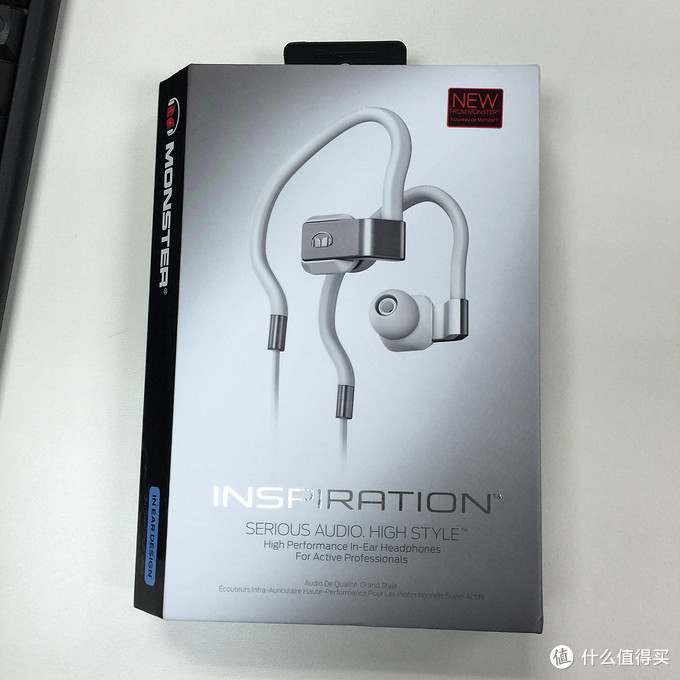MONSTER 魔声 Inspiration In-Ear 线控入耳式耳机