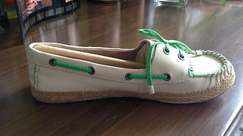 买给女神的第一双鞋子:UGG australia Tylin 女士真皮休闲鞋