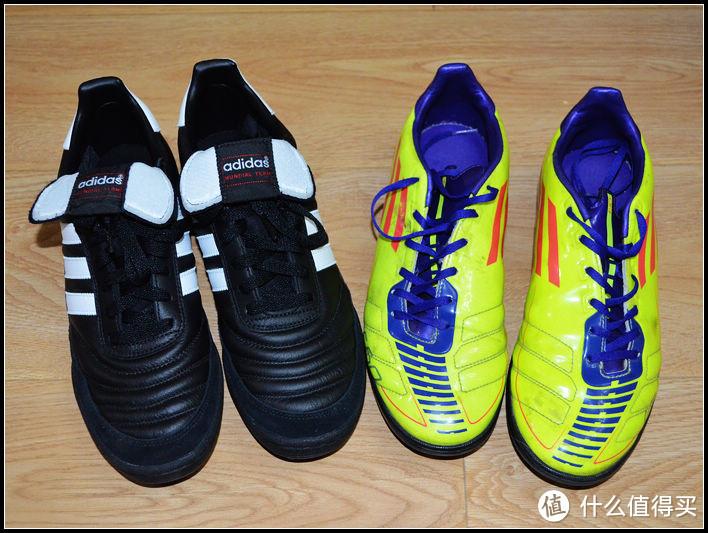 Adidas 阿迪达斯 Mundial Team Turf Copa TF袋鼠皮足球鞋
