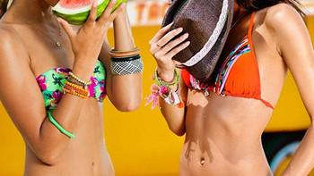 青春俏皮成熟性感全都有:BANANA MOON 发布2015春夏新款泳装系列