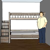高低床的制作 篇四:总结
