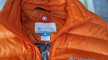 Columbia 哥伦比亚 Sportswear Powder Peak TurboDown 800蓬男款羽绒服