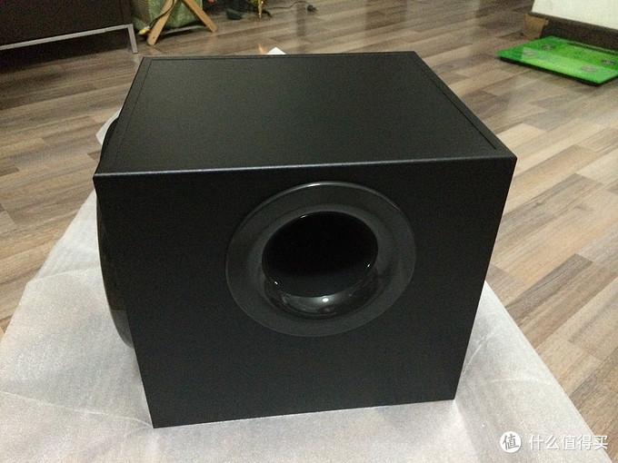 迟到的Logitech 罗技 Z906 5.1环绕立体声音箱 — 点灯的心路历程