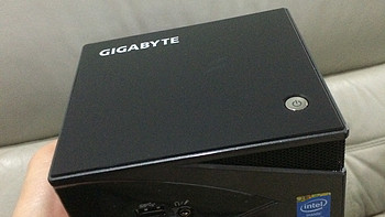 GIGABYTE 技嘉 GB-BXi7G3-760 紧凑型电脑 i7版