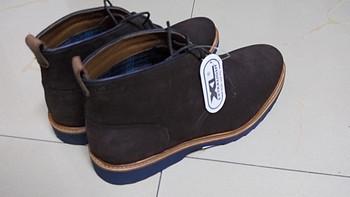 Clarks 其乐 Fulham High Boot 男士真皮踝靴