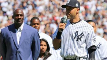 MLB 美职棒球 纽约洋基队 AC Derek Jeter Farewell 59Fifty 棒球帽