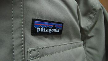 给老爸的 Patagonia 巴塔哥尼亚 Thunder Cloud Down Parka *级防水羽绒服
