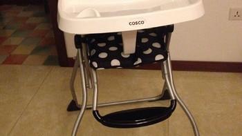 宝宝的私人餐桌:ebay海淘 COSCO 可折叠餐桌椅