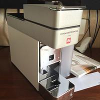 illy 意利 Y5 胶囊咖啡机 & Homewin 磁旋奶泡机