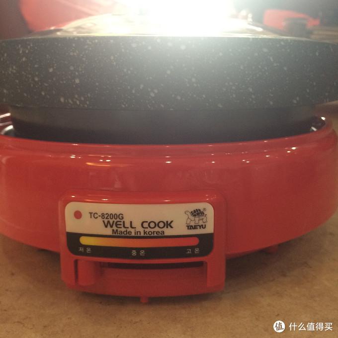 把韩式烤肉搬进家:TAEYU 麦饭石电烤盘体验分享