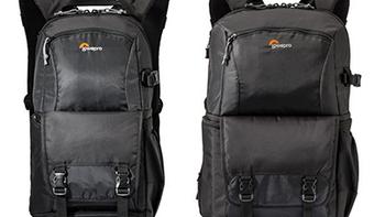 适合短途旅行:Lowerpro 乐摄宝 发布 两款 Fastpack 系列摄影背包
