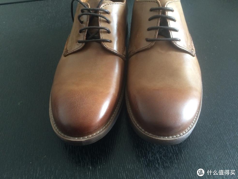 英亚入手 — 其乐 Clarks Novato深棕色男士商务正装休闲皮鞋