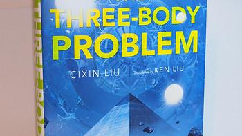 伟大的开始 —— 《The Three-Body Problem》三体 英文版