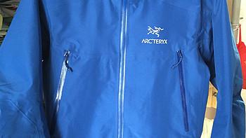 人生第一件鸟冲:ARC'TERYX 始祖鸟 Beta LT 男款冲锋衣