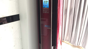 Midea 美的 KFR-72LW/BP3DN1Y-YA100(A1) 3匹 立柜式冷暖变频空调
