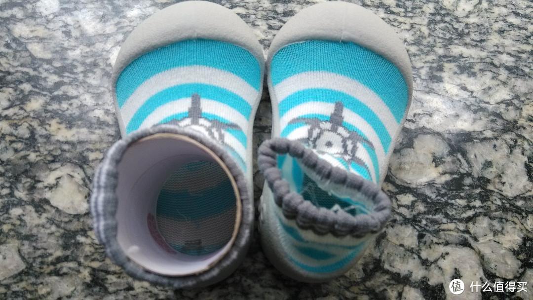 儿子的第一双自己的学步鞋:Attipas 阿弟葩 宝宝学步鞋