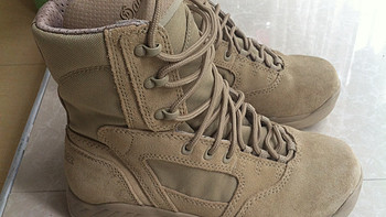 同样美码,不同欧码:Danner 丹纳战术靴&工装靴入手体验