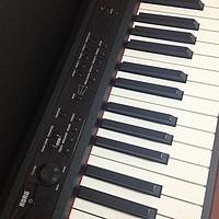 新入手的KORG LP380 电钢琴