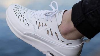 光脚穿的皮鞋:NIKE 耐克 推出镂空款 Air Max Thea Joli 女子运动鞋