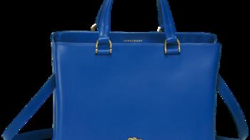 法式优雅定型包:LONGCHAMP珑骧推出2015春季新款Honoré 404女士手袋