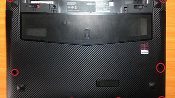 联想Y430P升级小记,加装内存、SSD、更换背光键盘