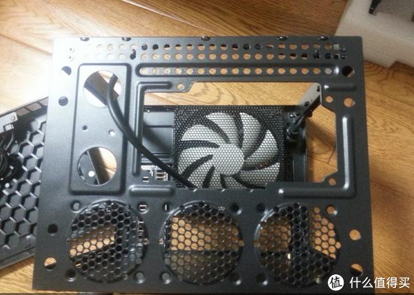 不完美的HTPC+NAS@All-in-One解决方案 篇二:DIY硬件组成7盘位mini主机