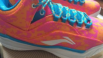 永远的斗士:LI-NING 李宁 韦德之道3代 篮球鞋 ABPK011