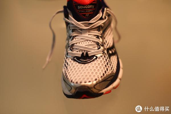 运动鞋也情侣:Saucony 索康尼 Triumph 11 男女款 顶级缓震跑鞋