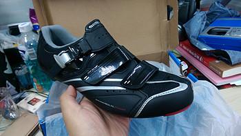 我的骑行装备 篇一:向门槛迈进!Shimano 禧玛诺 自锁脚踏 r540和锁鞋 SH-R088开箱体验
