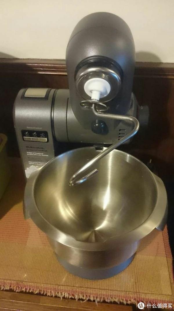 德淘 Bosch 博世高端厨师机MUMXX20G及两个配件