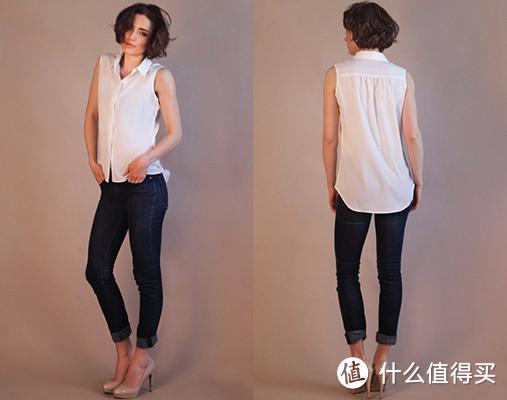 众筹精选:抗污渍、防水的 Unstainable 女士衬衫