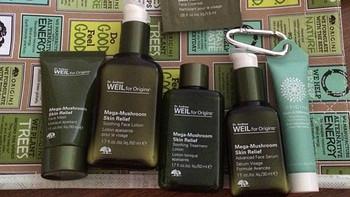 Origins 悦木之源美国官网入手 Dr.Andrew Weil 韦博士 灵芝焕能 护肤限量套装