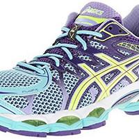 ASICS 亚瑟士 GEL-Nimbus 16 女款跑鞋 & CW-X Stabilyx 女款压缩裤