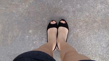 Nine West 玖熙 女士防水台鱼嘴凉鞋