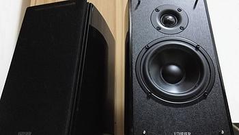 EDIFIER漫步者R2000db 2.0音箱 黑色版开箱试用