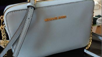 Michael Kors 迈克高仕 Jet Set 系列大号真皮单肩斜挎包 32S4GTVC3L