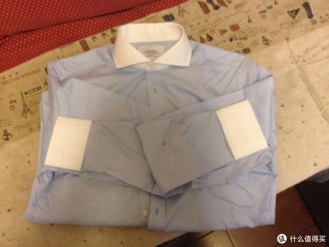 CHARLES TYRWHITT 英国官网入手男式衬衫和正装皮鞋