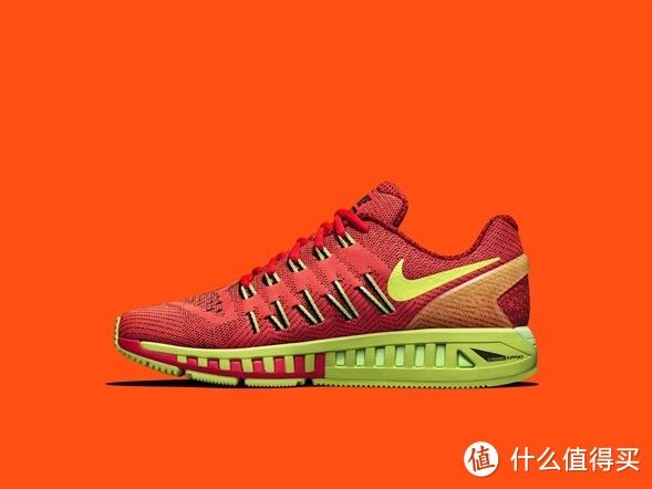 前后掌Zoom Air + Lunarlon:NIKE 耐克 发布 Air Zoom Odyssey *级支撑跑鞋