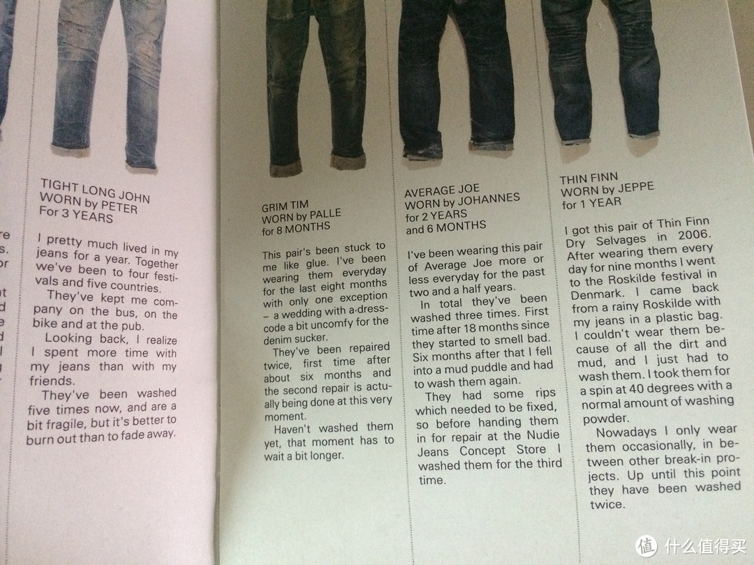 回忆5年的nudie之路:入手 Nudie Jeans 牛仔裤