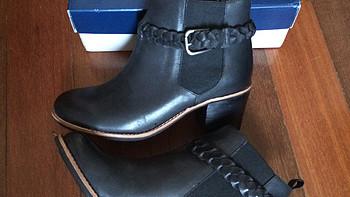 反季屯货 SPERRY TOP-SIDER Liberty 黑色女短靴