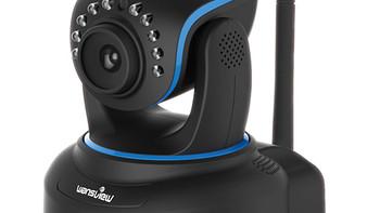 可拍摄1080P视频:Wansview 网视无忧 推出 NCM625GA 网络监控摄像头