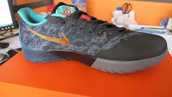 杜兰特的中国特色:Nike 耐克 KD Trey 5 II China 中国玉 683275-030 篮球鞋