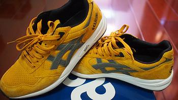 ASICS 亚瑟士 GEL SAGA (CURRY) 运动休闲鞋 H526L-7162