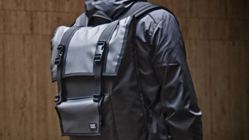 Missionworkshop Sanction 20L小号双肩背包