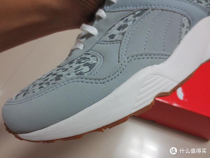 女鞋男穿第二弹:PUMA 彪马 Trinomic R698 复古跑鞋
