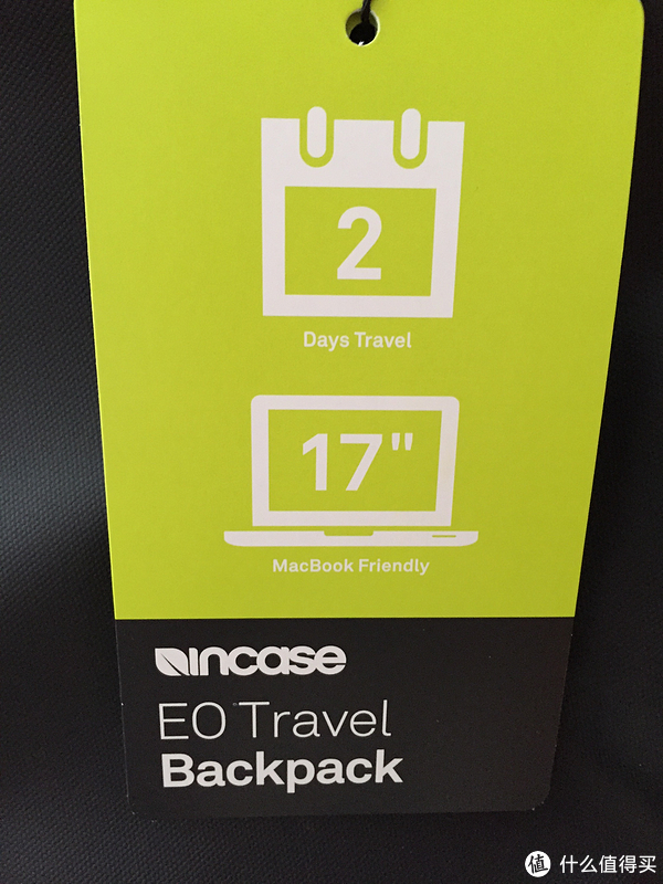 一见倾心的Incase EO Travel背包