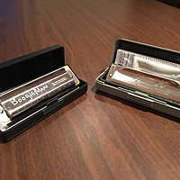 Hohner Special 20(SP20)口琴附与 BoogieMan 对比