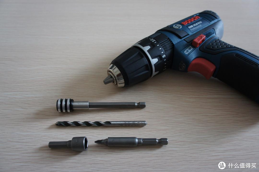 BOSCH 博世充电式冲击钻、冲击起子机、电筒和电锤