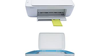 家用打印复印扫描三合一:HP 惠普 推出 DeskJet 2132 和 3638 两款彩色喷墨一体机
