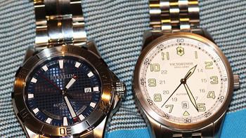 晒晒两个小众品牌的旗舰系列 — 维氏 airboss 241506 & 赫柏林Herbelin 1796/N14BN 机械腕表